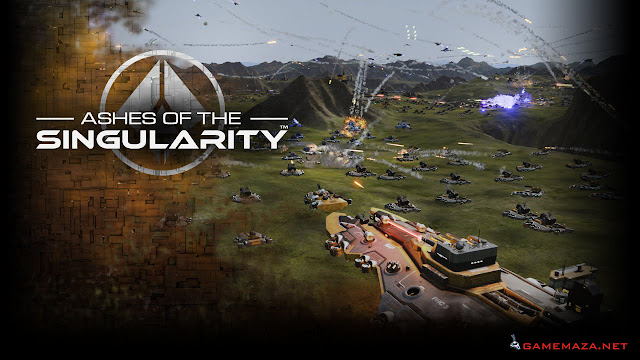 Ashes of the Singularity Gameplay Screenshot 4