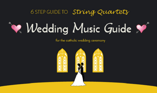 6 Step Guide to Wedding Ceremony Music