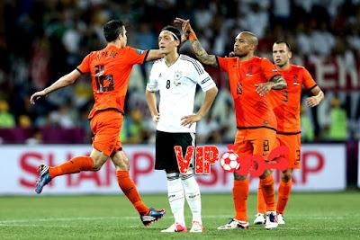جو 4 كورة المانيا وهولندا تصفيات يورو 2020