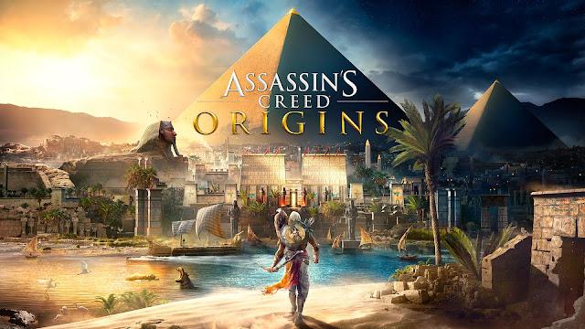 Assassin's Creed Origins tendrá nuevo modo de juego gratuito a principios de 2018