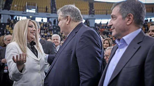 Ένα μεγάλο κομμάτι ψηφοφόρων  του ΠΑΣΟΚ-ΚΙΝΑΛ-ΣΥΡΙΖΑ, δεν ξεχνά