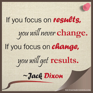 Warih Homestay - I You Focus On Results, You Will Never Change (Jack Dixon)