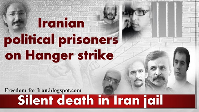 Iran Political prisoners'on hanger strike