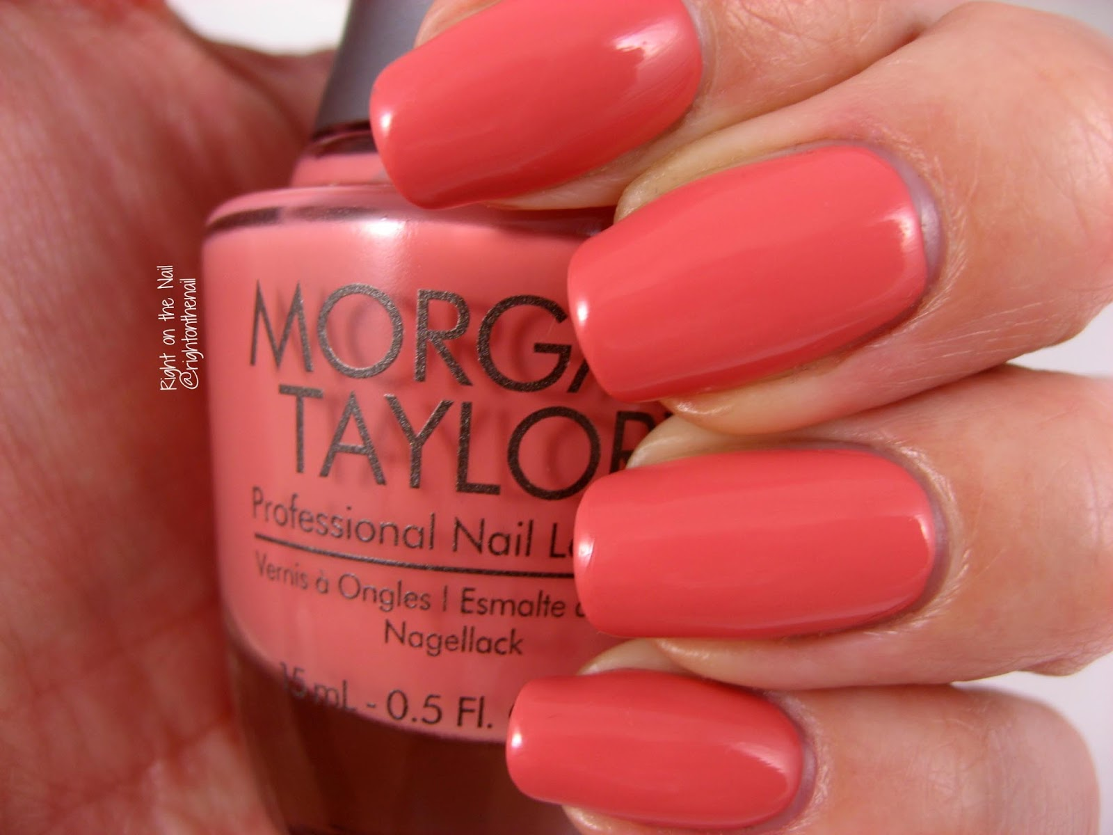 Right on the Nail: Morgan Taylor Fall 2016 Sweetheart Squadron ...