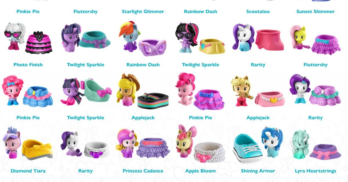 Hasbro Shows Cutie Mark Crew Series 6 Figures Mlp Merch She visits them whenever she's not needed at her two jobs. mlp merch