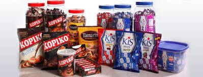 Produk Kembang Gula Mayora yang Laris