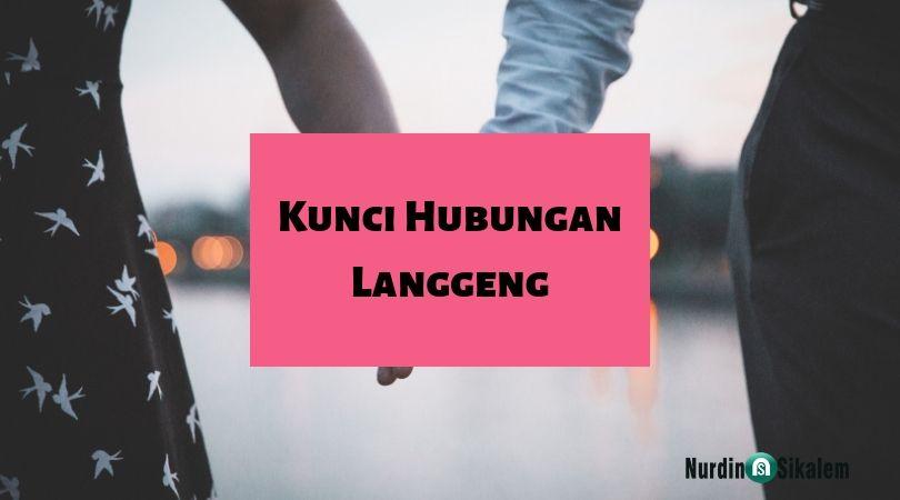 4 Kunci Hubungan Langgeng Agar Kisah Cinta tak Kandas di Tengah Jalan