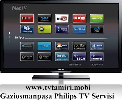 Gaziosmanpasa Philips TV Servisi