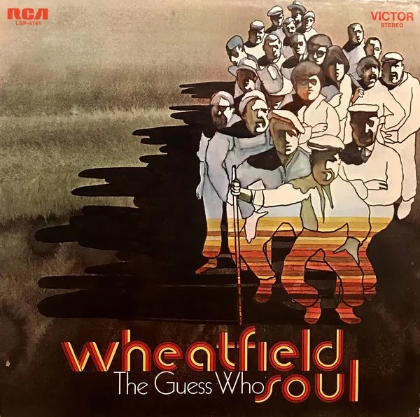 The Guess Who - Wheatfield Soul (1969, Rock Psicodélico)