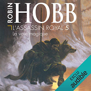 Couverture de l'audiobook L'assassin royal 5
