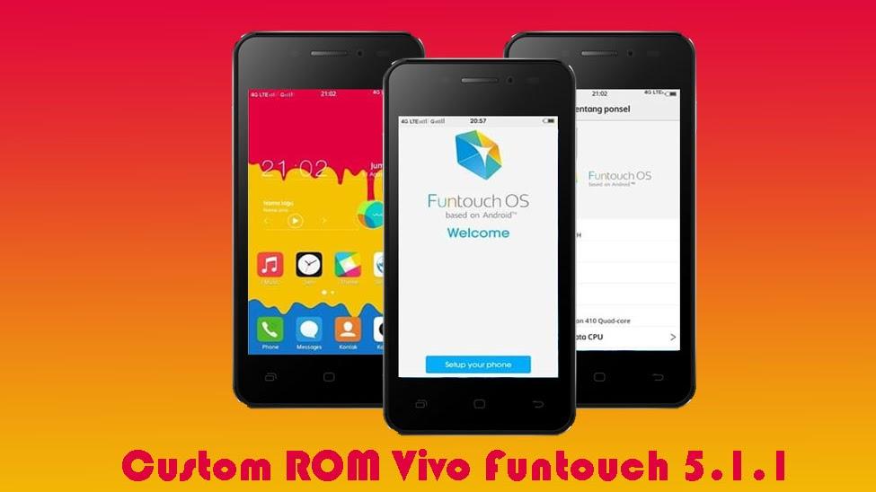 Custom Rom Vivo Funtouch 5 1 1 Untuk Andromax Ec C46b2h