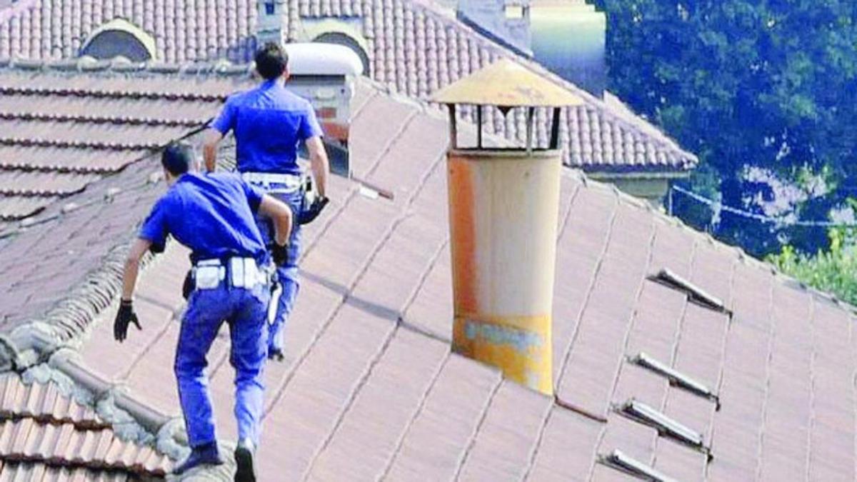 Polizia di Stato furto officina