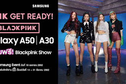 BLACKPINK will have special event with Samsung at Thailand