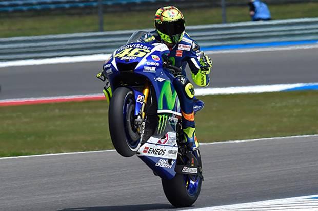 Hasil Moto GP 2016: Valentino Rossi Juara di Jeres Spanyol