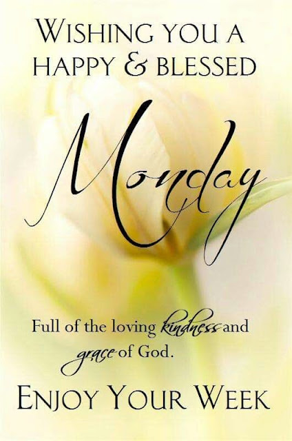 happy monday flowers images,happy blessed monday images,happy monday morning greetings
