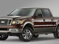 2005 Ford F150 King Ranch