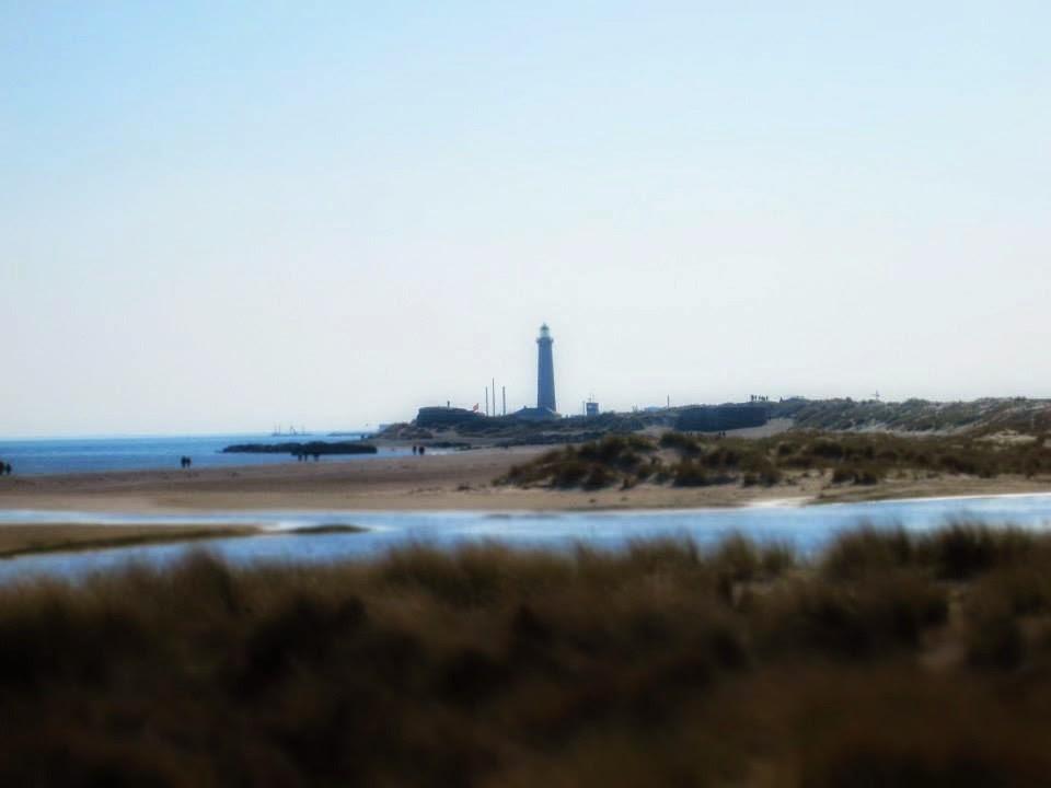 Dinamarca Skagen Faro Dunas