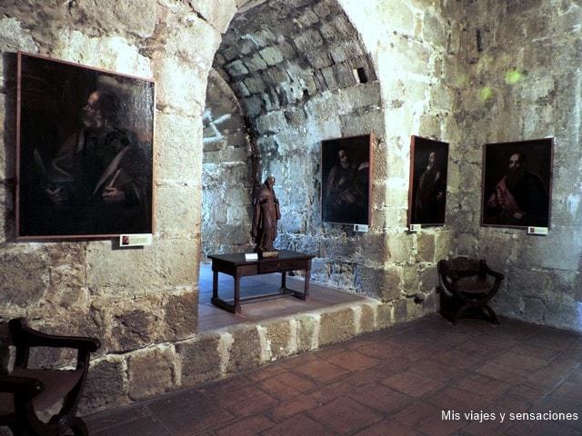 Castillo de la Yedra, Museo de Artes y Costumbres del Alto Guadalquivir, Cazorla, Jaén, Andalucía