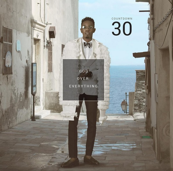 Patoranking Unveils God Over Everything (GOE) Album Artwork #GOEtheAlbum