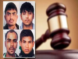 nirbhaya convicts hanged