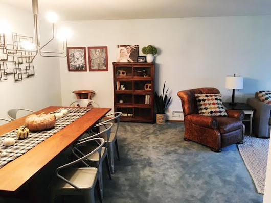Dining/Living Room Update
