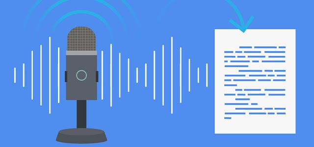 أفضل الطرق لتحويل الصوت إلى نص أونلاين بدون برامج مجانًا (2021)