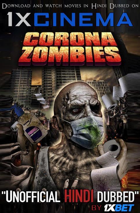 Corona Zombies 2020 720p 500MB
