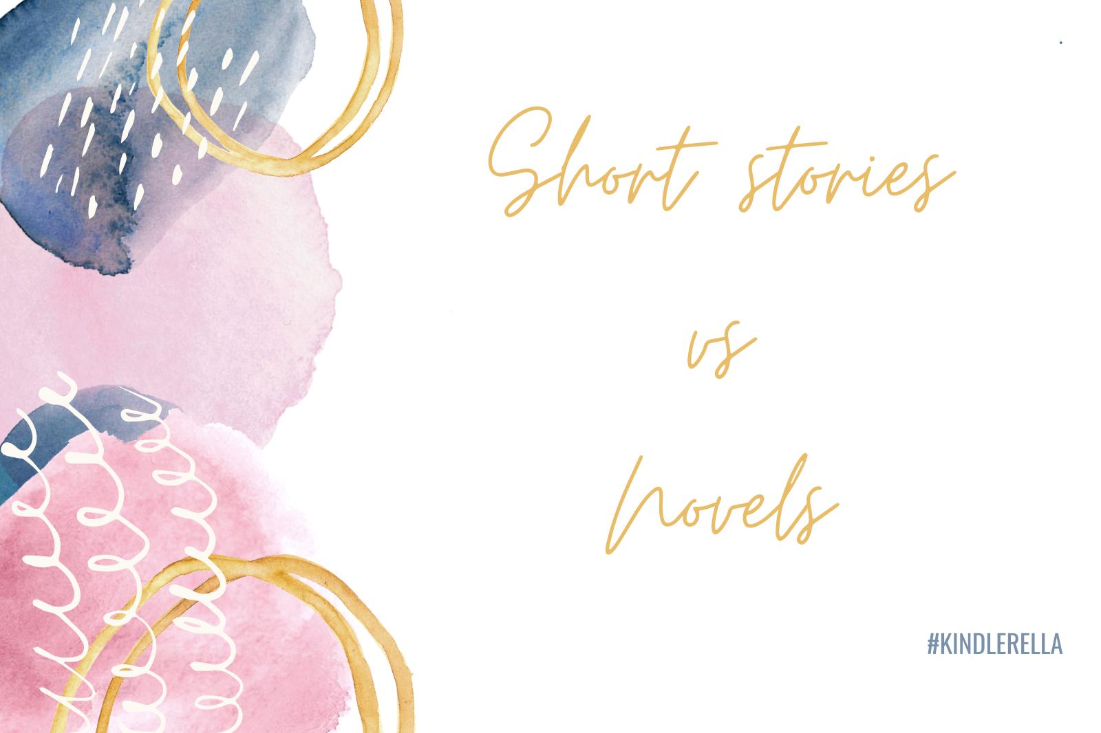 short stories vs novels