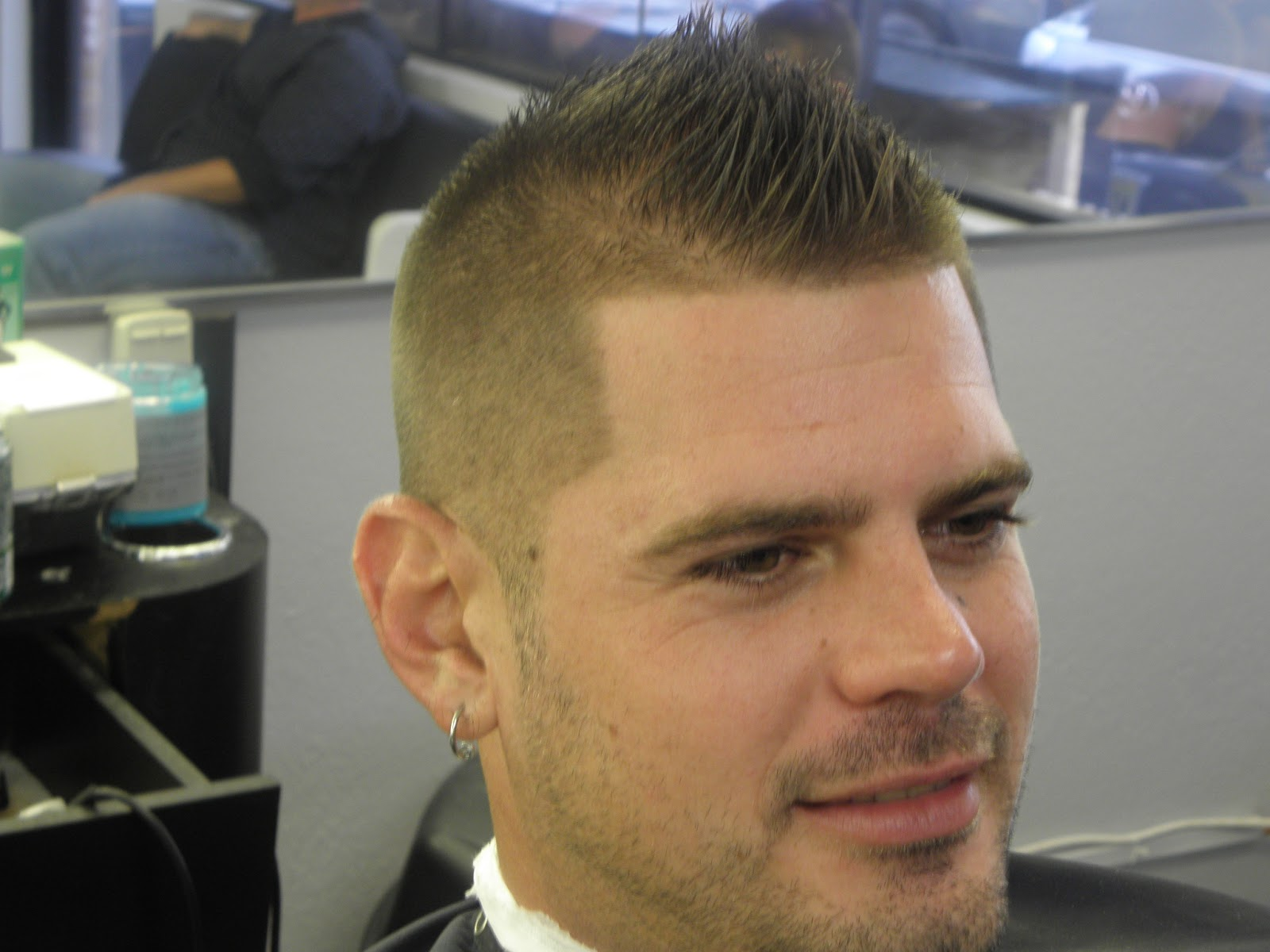 46 Fohawk Fade Haircuts For Men Hairstylo
