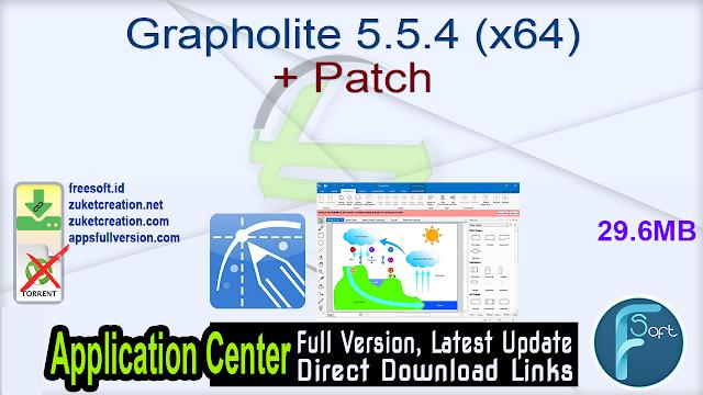 Grapholite 5.5.4 (x64) + Patch