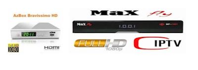 Atualizacao modificada bravissimo em Maxfly MF1001 v