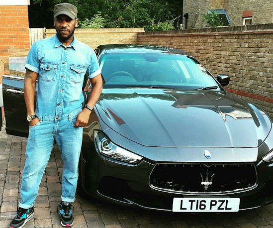 jay jay okocha luxury cars