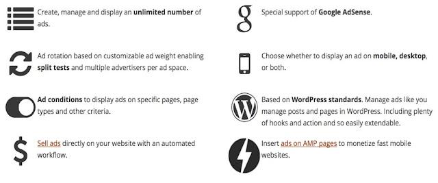 WP Advanced Ads Plugin