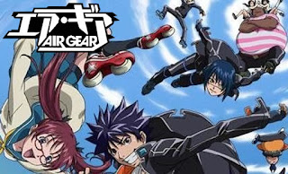 Air Gear Episodio 25