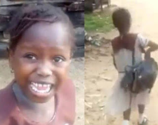 Delta state govt vows to sanction school heads and others over viral video of litle girl sent home because of school fees
