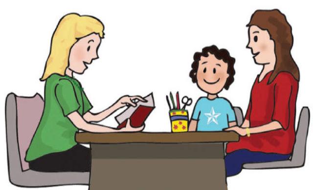 فوائد العلاقة بين المدرسة والعائلة