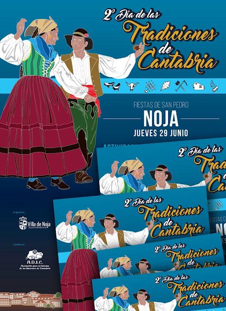 2º Día de la Tradiciones de Cantabria en Noja