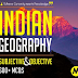 Most Popular Indian Geography Subjective & Objective PDF Book Download for All Competitive Exams