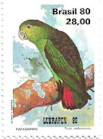 Selo papagainho