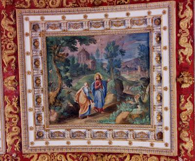 Encontro do Apóstolo Pedro com Cristo na Via Appia, Quo Vadis