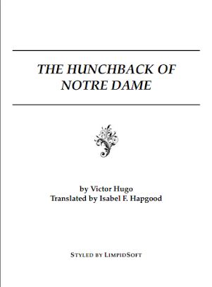 The Hunchback Of Notre Dame By Victor Hugo In Pdf