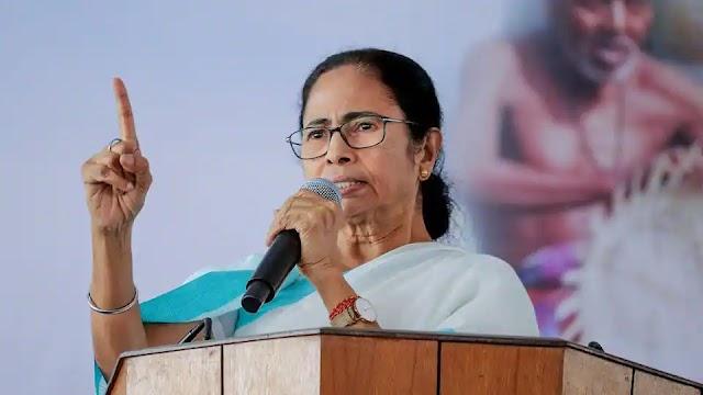 தேர்தல் பிரசாரம் செய்ய மம்தா பானர்ஜிக்கு தடை!