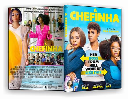 DVD A Chefinha 2020 - ISO