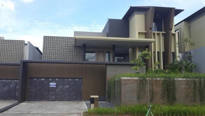 Rumah De Park BSD City