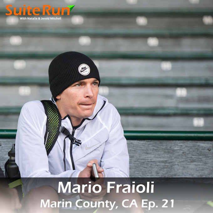 21 | Marin County, CA with Mario Fraioli: Running, Fun and Food around Mount Tamalpais and Beyond
