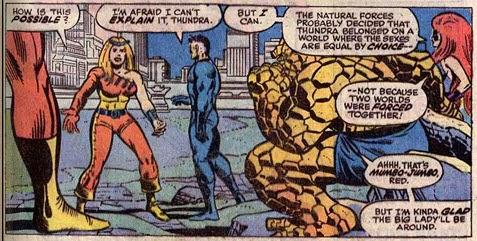 Fantastic Four 153-WorldsInCollision