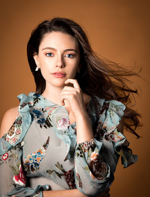 Beauty Of Danielle Rose Russell Legacies