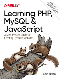 Learning PHP, MySQL & JavaScript: A Step-by-Step Guide to Creating Dynamic Websites, 6th Edition PDF