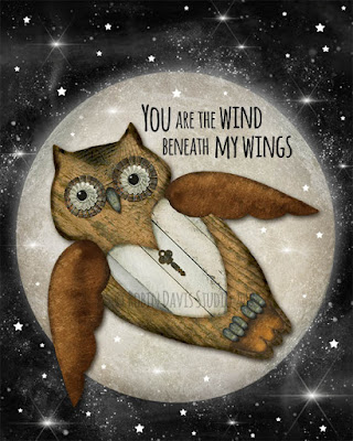 Wind beneath my Wings - Robin Davis Studio