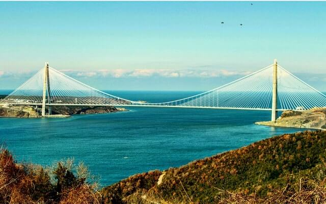 Yavuz-Sultan-Selim- Köprüsü